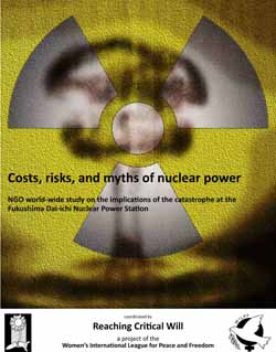 NGO world-wide study on the implications of the catastrophe at the Fukushima Dai-ichi Nuclear Power Station