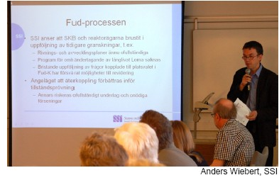 Anders Wiebert, SSI