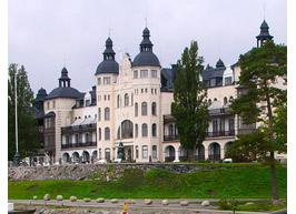 Grand Hotel, Saltsjöbaden. Photo: Per Hegelund.