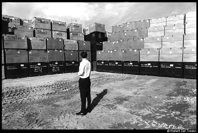 G1. Still-life: Man with Boxes.